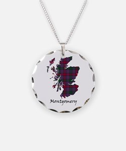 Map - Montgomery Necklace