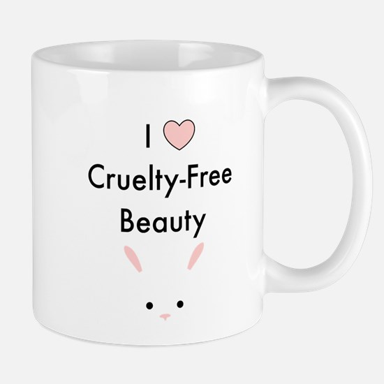 I love cruelty free beauty Mugs