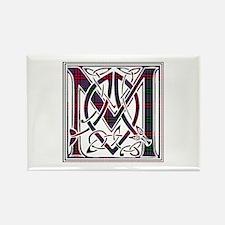 Monogram - Montgomery Rectangle Magnet