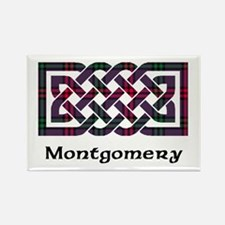 Knot - Montgomery Rectangle Magnet