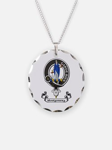 Badge - Montgomery Necklace