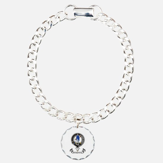 Badge - Montgomery Charm Bracelet, One Charm