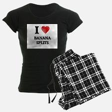 I love Banana Splits Pajamas