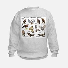 Hawks of North America Sweatshirt