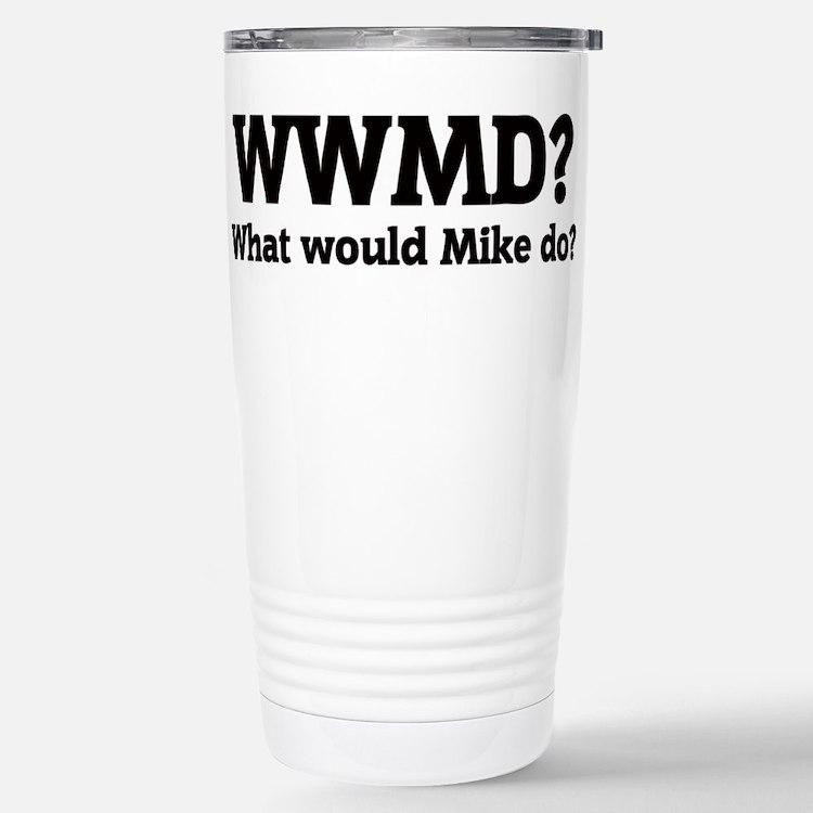 Cute Mike Travel Mug