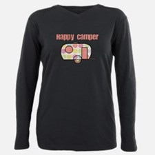Happy Camper (Pinks) T-Shirt