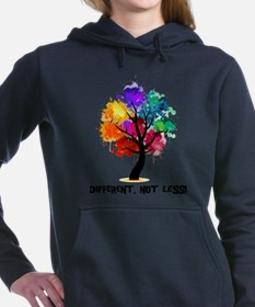 Different, not less! Sweatshirt