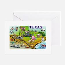 TEXAS11x17 Greeting Cards