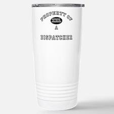 Cool Police dispatcher Travel Mug