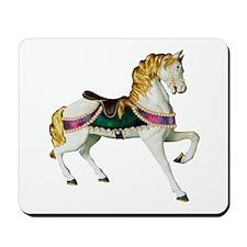Carousel Horse Mousepad