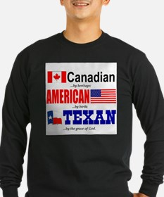 T-Shirt - Canadian-American-Texan.PNG T