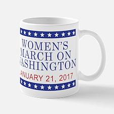 WOMEN'S MARCH ON WASHINGTON Mugs