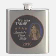 Funny First lady Flask