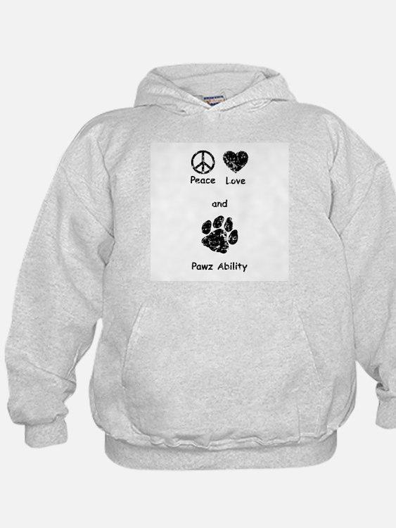 PeaceLovePawz Sweatshirt