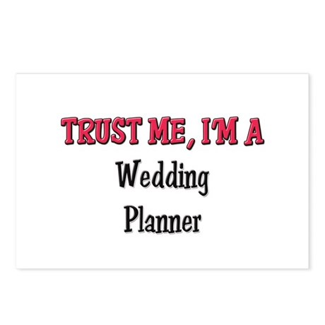 Trust Me I'm a Wedding Planner Postcards (Package