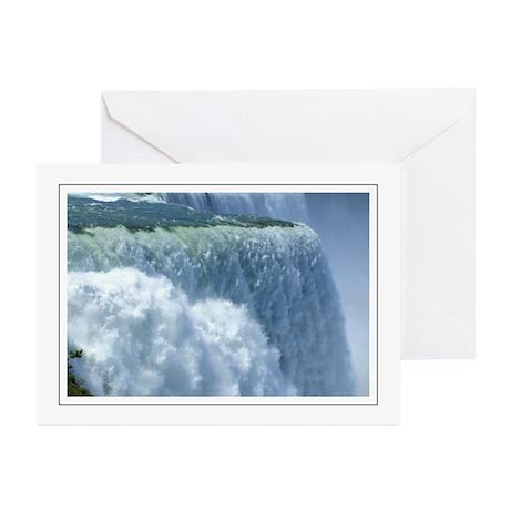 American Falls Profile Greeting Cards (Pk of 10)