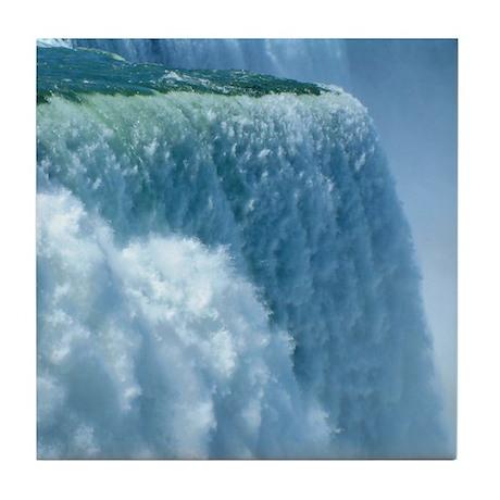 American Falls Profile Tile Coaster