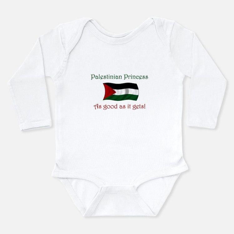 Palestinian Princess Body Suit