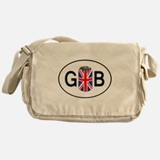 British Beer Messenger Bag