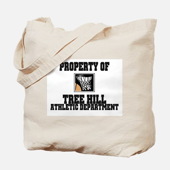 Tree Hill Athletics Tote Bag