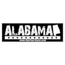 Alabama Bumper Bumper Sticker