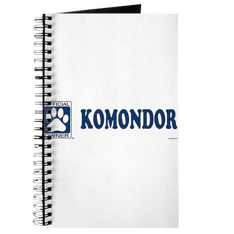 KOMONDOR Journal