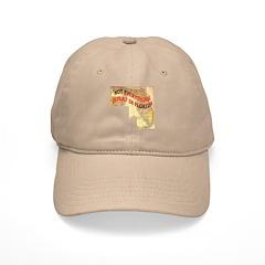 Flat Florida Baseball Cap