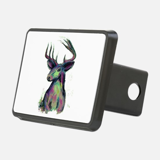 Rainbow Stag Hitch Cover