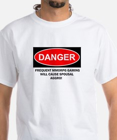 Danger Spousal Aggro T-Shirt