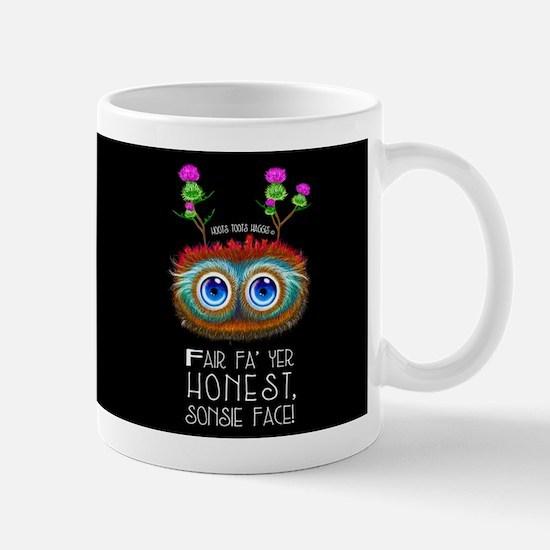 Scottish Haggis, Sonsie Face Mugs