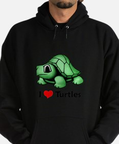 I Love Turtle Sweatshirt