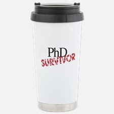 Unique Phd Stainless Steel Travel Mug