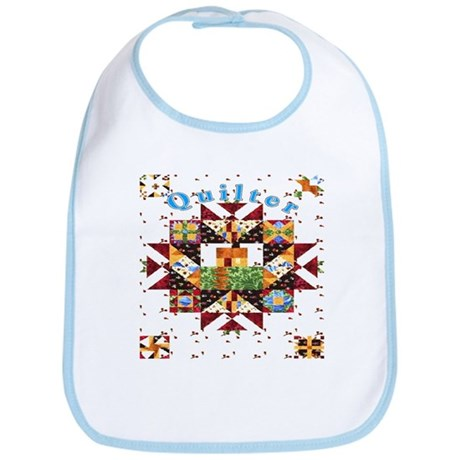 Country Cottage Quilter Bib