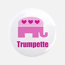 "Trumpette 3.5"" Button (100 pack)"