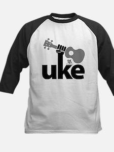 Uke Fist Baseball Jersey