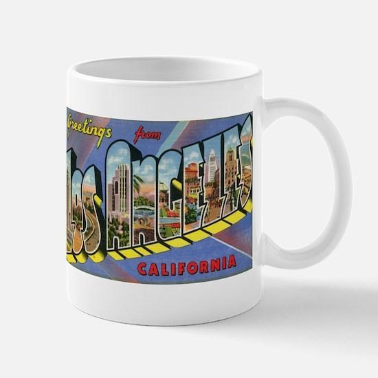 Los Angeles Vintage Mug