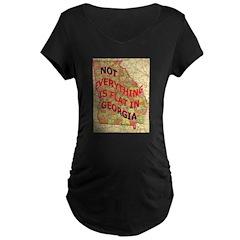 Flat Georgia T-Shirt
