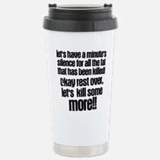 Cool Weight training Travel Mug