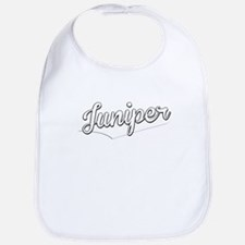 Juniper, Retro, Baby Bib