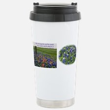 Cute Tranquility Travel Mug