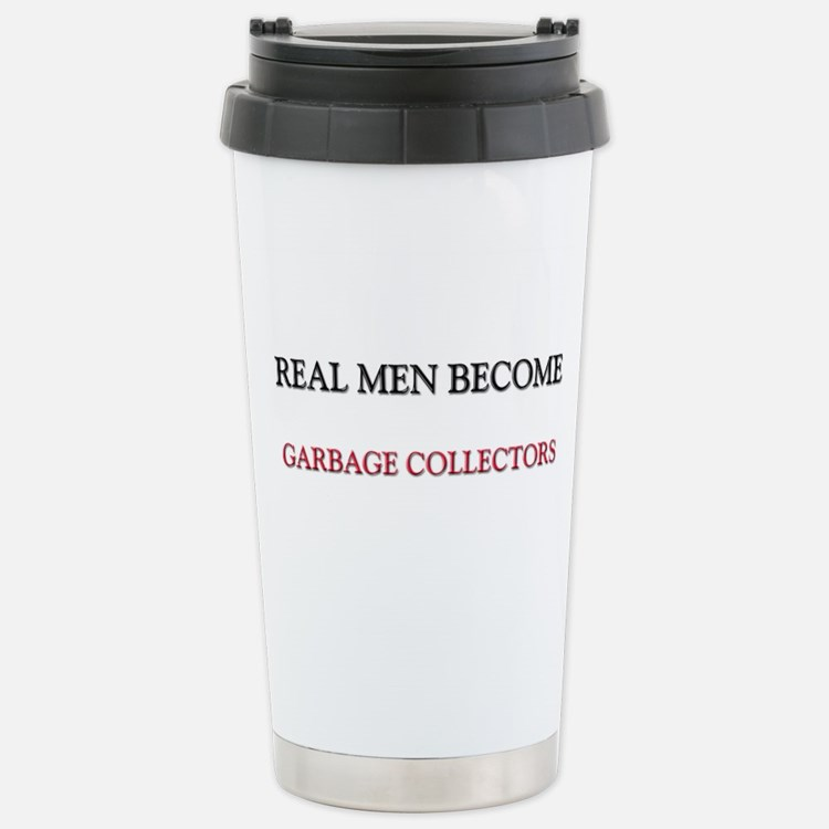 Cute Waste disposal Travel Mug