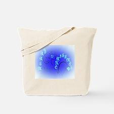 Unique Happy sign language Tote Bag