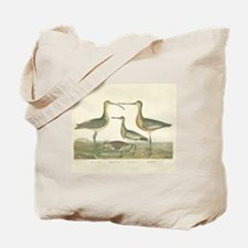 Unique Audubon bird Tote Bag