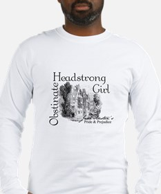 Obstinate Headstrong Long Sleeve T-Shirt