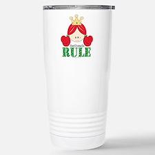 Cool Redhead Travel Mug