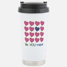 Be YOUnique Travel Mug
