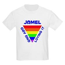 Jamel Gay Pride (#005) T-Shirt