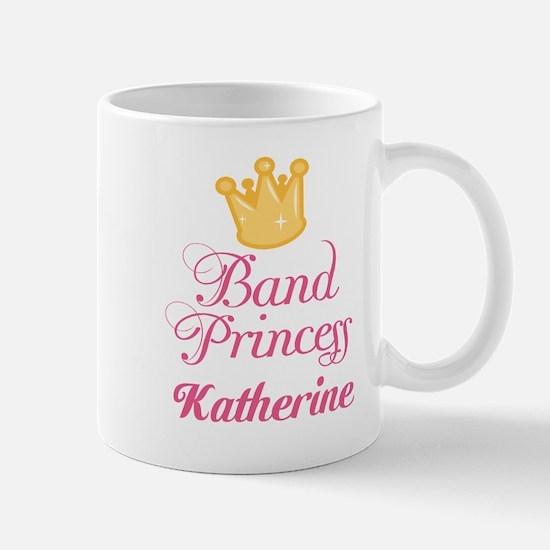 Band Princess Personalized Mugs