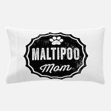 Maltipoo Mom Pillow Case