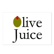 Olive Juice Postcards (Package of 8)